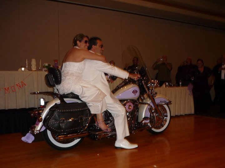 Making An Entrance On Your Wedding Day!